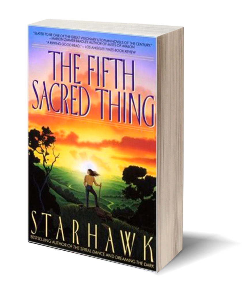 The Fifth Sacred Thing is now an Audiobook!